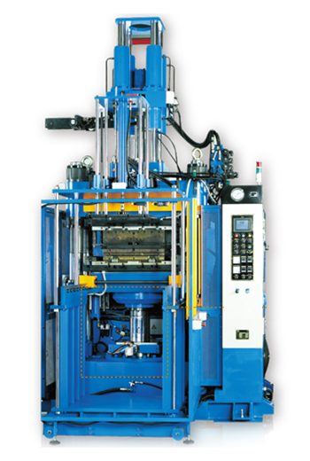 Vertical Type Low Red Rubber Injection Molding Machine